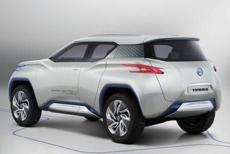 Nissan se ra mat nhieu mau xe dien moi - Anh 2
