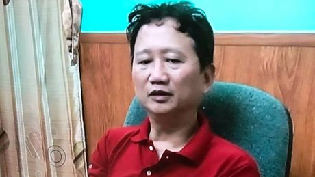 Tam giam bi can Trinh Xuan Thanh - Anh 1