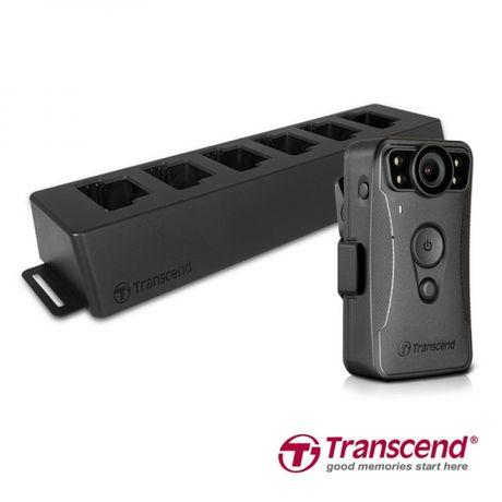Transcend DrivePro Body 30: Camera cho quan canh - Anh 1