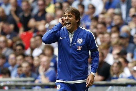 HLV Conte noi nong khi duoc hoi ve chinh sach chuyen nhuong cua Chelsea - Anh 1