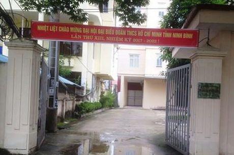 Giam doc So danh lai xe vi di nham duong: 'Khong the noi may cau xue xoa voi nhau la xong' - Anh 2