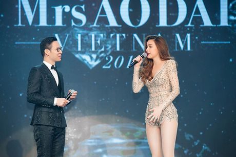 Mrs Ao dai Viet Nam 2017 gay duoc tieng vang lon tai Uc - Anh 12