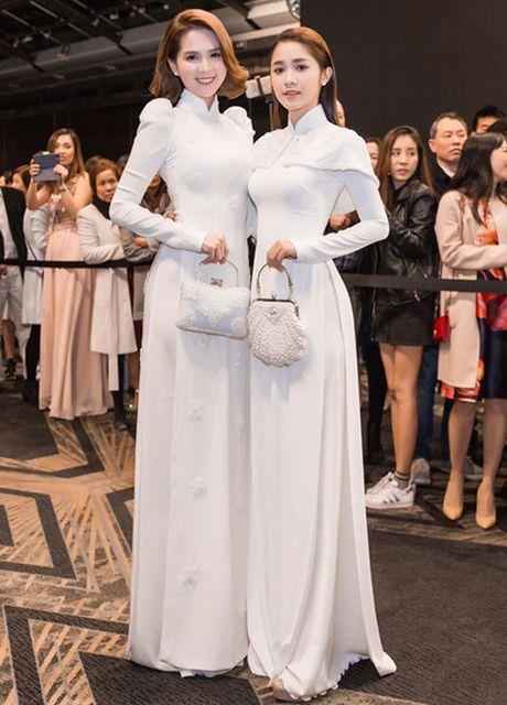 Mrs Ao dai Viet Nam 2017 gay duoc tieng vang lon tai Uc - Anh 2