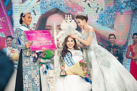 Mrs Ao dai Viet Nam 2017 gay duoc tieng vang lon tai Uc - Anh 7
