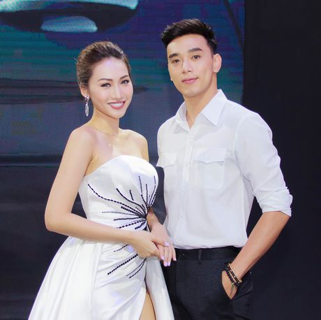 """""""Dien vien ma lum"""" Thuan Nguyen bi nghi ngo dang hen ho sieu mau Khanh Ngoc - Anh 1"""
