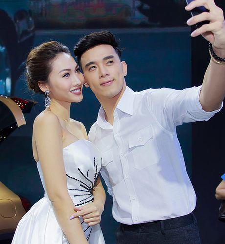 """""""Dien vien ma lum"""" Thuan Nguyen bi nghi ngo dang hen ho sieu mau Khanh Ngoc - Anh 5"""