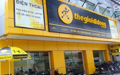 The Gioi Di Dong tinh nang ngan sach M&A len 2.500 ty dong - Anh 1