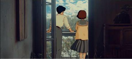 Bat ngo cac nhan vat hoat hinh Ghibli do bo khap pho phuong Ha Noi - Anh 6
