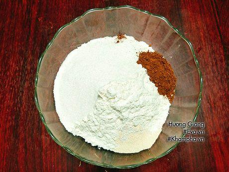 Banh bao chocolate cuc de lam, nhanh gon cho bua sang - Anh 2