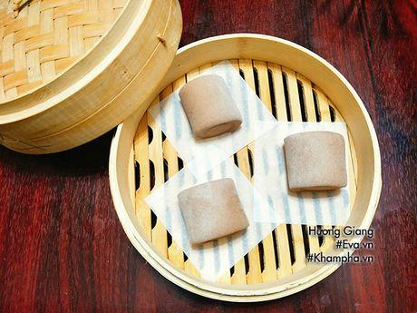 Banh bao chocolate cuc de lam, nhanh gon cho bua sang - Anh 7