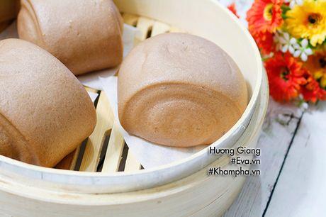 Banh bao chocolate cuc de lam, nhanh gon cho bua sang - Anh 8