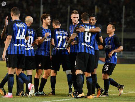 Inter Milan - Villarreal: Ngat ngay sieu pham 'karate' - Anh 1