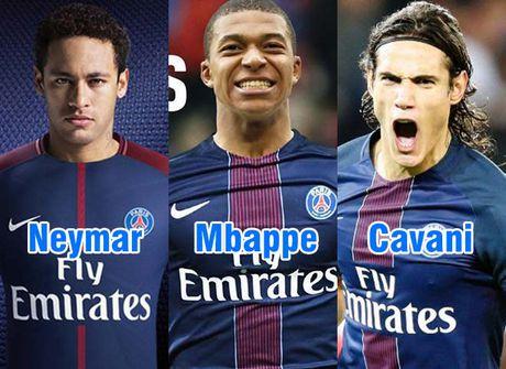 PSG hot Mbappe 180 trieu euro da cap Neymar: Real tiec ngan ngo - Anh 2