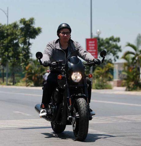 Co gi dac biet o moto duong pho Street Rod cua Harley-Davidson gia tu 415 trieu tai Viet Nam - Anh 2