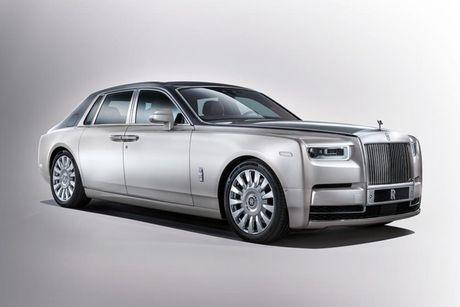 Rolls-Royce Phantom 2018: Buoc tien ve thiet ke, cong nghe - Anh 1