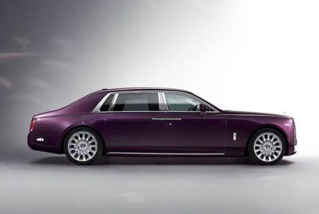 Rolls-Royce Phantom 2018: Buoc tien ve thiet ke, cong nghe - Anh 3