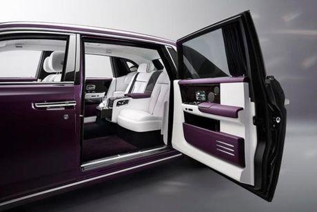 Rolls-Royce Phantom 2018: Buoc tien ve thiet ke, cong nghe - Anh 7