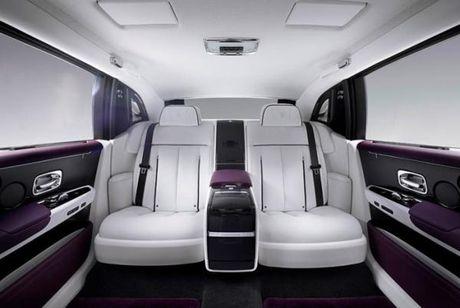 Rolls-Royce Phantom 2018: Buoc tien ve thiet ke, cong nghe - Anh 8