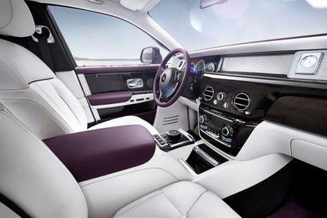 Rolls-Royce Phantom 2018: Buoc tien ve thiet ke, cong nghe - Anh 9