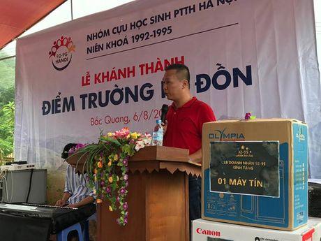 Khanh thanh diem truong moi cho thon ngheo o Ha Giang - Anh 3
