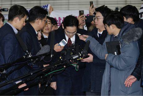 Pho Chu tich Tap doan Samsung bi de nghi muc an 12 nam tu giam - Anh 2