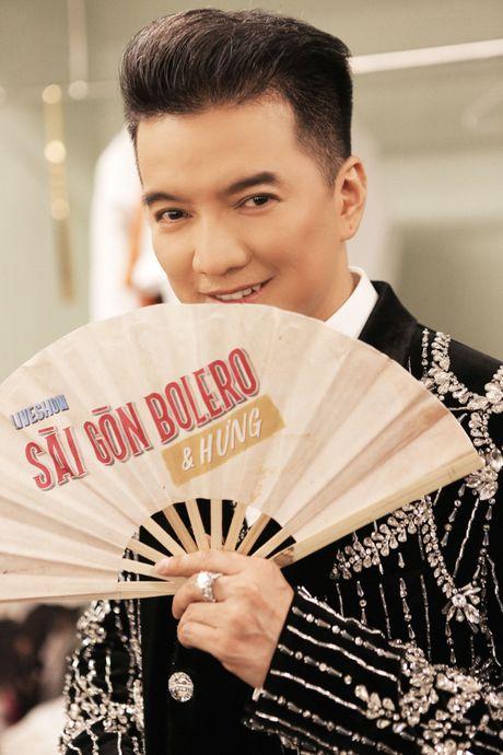 Hau truong chua ke trong liveshow Bolero cua Dam Vinh Hung - Anh 1
