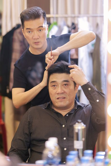 Hau truong chua ke trong liveshow Bolero cua Dam Vinh Hung - Anh 5