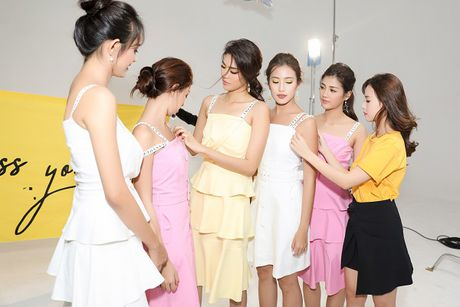 Midu moi team Lan Khue lam dai su cho chien dich vi phu nu - Anh 2