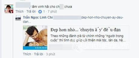 Linh Chi 'tham sau' dap tra khi bi hoi chuyen 'giuong chieu' voi Lam Vinh Hai - Anh 4