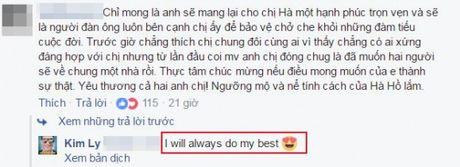 Ho Ngoc Ha va Kim Ly lo them bang chung dang hen ho kho choi cai? - Anh 3