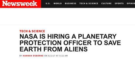 Su that thong tin NASA tuyen 've binh Dai Ngan Ha' de bao ve Trai Dat? - Anh 3