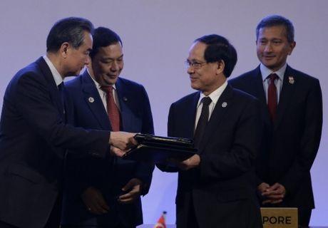 COC - van kien nhieu thach thuc giua ASEAN va Trung Quoc - Anh 1