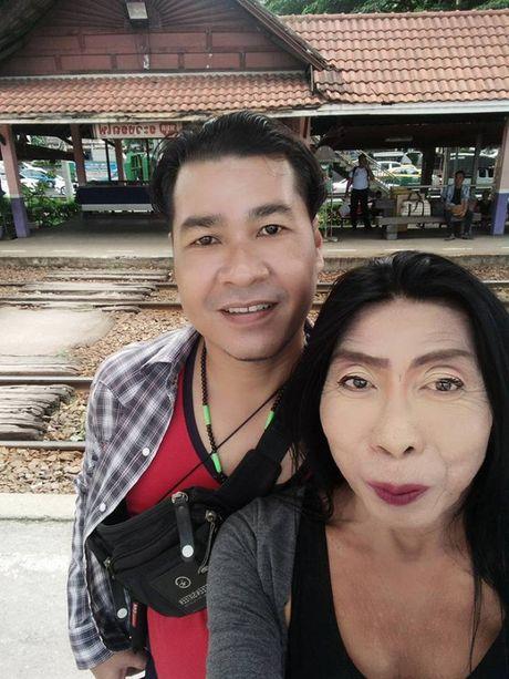 Thai Lan lai gay sot voi chuyen tinh tay ba cua cu ba co so thich cap ke 'phi cong tre' - Anh 1
