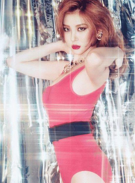 Hau roi JYP, day la cuu thanh vien Wonder Girls dau tien tai xuat - Anh 2