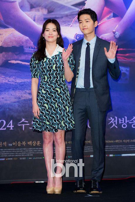 Song Joong Ki - Song Hye Kyo chinh thuc xac nhan dia diem to chuc hon le - Anh 1
