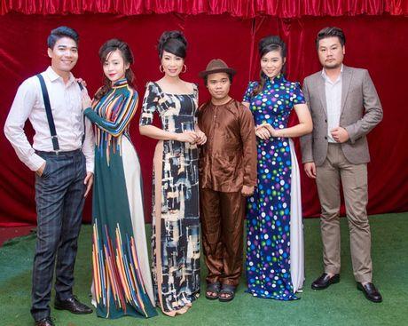 Trinh Kim Chi dem Bolero va Sai Gon xua vao kich 'Hon nu mo hoang' - Anh 1