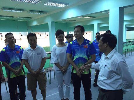 Hoang Xuan Vinh co gianh HCV SEA Games 29 'de nhu an keo'? - Anh 1