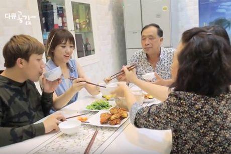 Hari Won lam dau nha Tran Thanh suong nhu tien - Anh 5