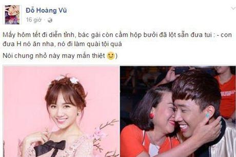 Hari Won lam dau nha Tran Thanh suong nhu tien - Anh 6