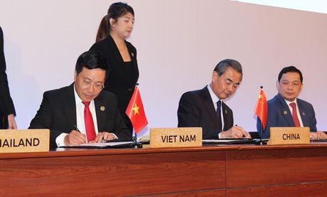 ASEAN phan doi quan su hoa Bien Dong - Anh 1