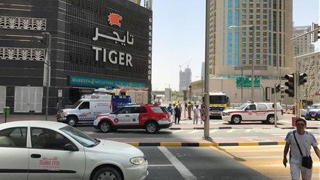 Lai chay cao oc o Dubai - Anh 1