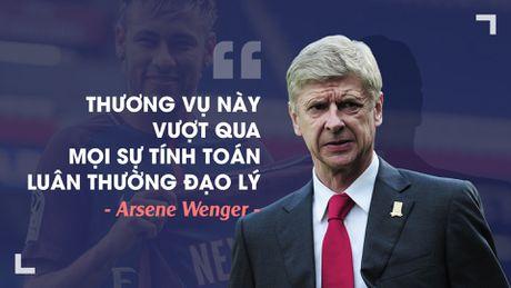 Wenger, Klopp va nhung chuyen gia phan doi thuong vu Neymar - Anh 3