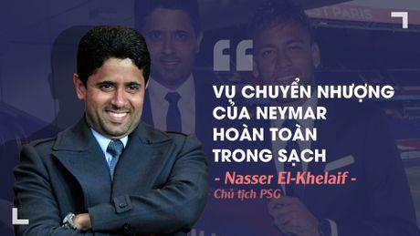 Wenger, Klopp va nhung chuyen gia phan doi thuong vu Neymar - Anh 8