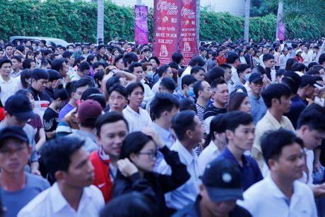 Khoang 15.000 thi sinh do ve Sai Gon thi hat Bolero - Anh 1