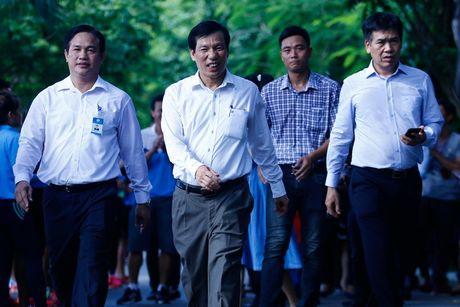 Bo truong giao chi tieu cao cho doi tuyen ban sung Viet Nam - Anh 1