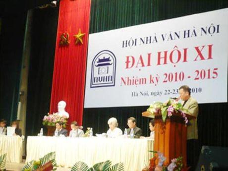 Nhan Dai hoi Hoi Nha van Ha Noi (8 -9/8/2017): Hy vong gi cho van chuong Ha Noi? - Anh 1