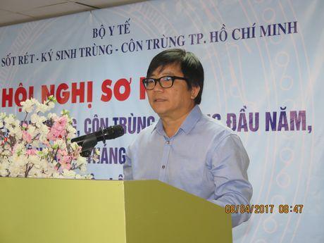 Khu vuc Nam Bo - Lam Dong: Xu huong benh sot ret giam - Anh 2