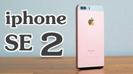 iPhone SE 2 se duoc Apple ban ra vao dau 2018 - Anh 1