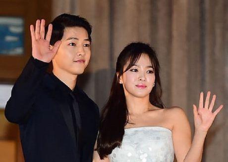 Can canh khach san dang cap dien ra dam cuoi cua Song Hye Kyo - Anh 1