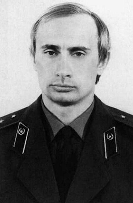 Nhung buc anh 'sieu hiem' ve Tong thong Putin vua duoc tiet lo - Anh 10